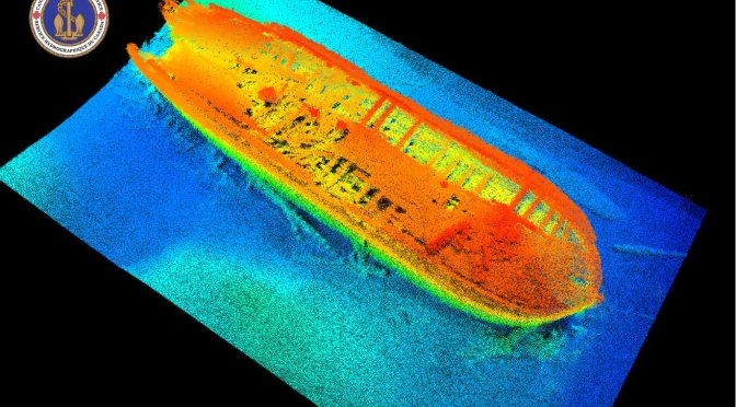 HMS Erebus-The Search For Answers Begins