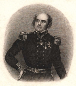 Sir John Franklin (Public Domain)