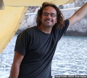 John Fardoulis. Photo: ARGO, Evita Simoni